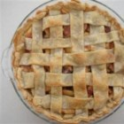 The Best Apple Pie Ever - Maple syrup and vanilla extract flavor this appealing fall pie.