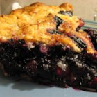 Photo of: Blueberry Pie - Recipe of the Day