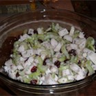 Tarragon Chicken Salad II - This is a very good chicken salad recipe I learned from my grandmother. Even children will enjoy this one.