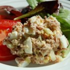 Virgina's Tuna Salad - This was always a summer Saturday favorite for my grandparents and I.  Great served on a large lettuce leaf. You may also add grapes or chopped apples if you wish.