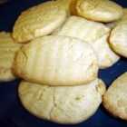 Refrigerator Cookies II - Melts in your mouth - a rich cookie!  Dough may be kept in refrigerator as long as 1 week, freeze dough for longer storage.