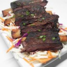 BBQ & Grilled Beef Ribs