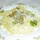 Pasta With White Clam Sauce