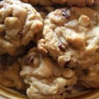White Chocolate Macadamia Cranberry Dreams - A rich buttery, cookie that is sure to remind you of Cape Cod!