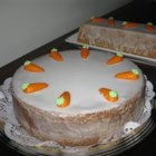 Aargau Carrot Cake - Canton Aargau is composed of Switzerland's most fertile farmlands, celebrated for fruit, vegetables and the famous Carrot Cake. Moist, delicious and light, it contains no added fat besides what's naturally contained in the eggs.