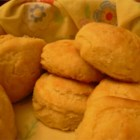 Angel Biscuits II - These are a delicious cross between a roll and a biscuit. You roll them out like a biscuit, and they rise like a roll.