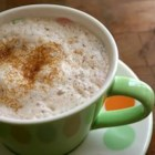 Flavored Latte - Use this basic recipe to make your favorite flavored latte with a home espresso machine.