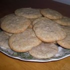 Dutch Ice Box Cookies - My Grandmother's recipe, may be refrigerated or frozen.