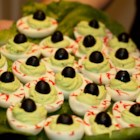 Halloween Appetizers and Snacks