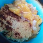 Fresh Peach Cobbler II - Simple old-fashioned peach cobbler; just like Grandma used to make. Tastes great.