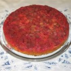 Upside-Down Cake From a Mix