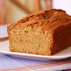 Sophie's Zucchini Bread - Extra dense with zucchini, this loaf has the classic combination of cinnamon and nuts to tempt you into a sumptuous oblivion.