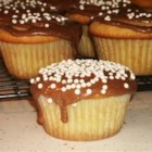 Sour Cream Cupcakes - Sour cream makes a tender cupcake in this family recipe.