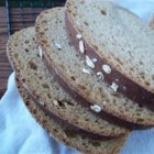 Oatmeal Molasses Bread - Oatmeal Molasses Bread via the bread machine.   I often just use the dough cycle, take the dough out when done, and let it rise on more time. I then bake it in the oven at 350 degrees F (175 degrees C) for about 28 minutes.  The texture is just like a real homemade loaf. Enjoy!!!!!