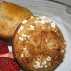 Multigrain Muffins - This is a very healthy multi-grain muffin. Nuts, raisins or blueberries may be added and orange juice can be used for the liquid.