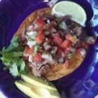 Delicious Beef Tongue Tacos - This is a really mouth-watering way of making tongue. It practically melts in your mouth. Enjoy!