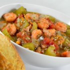 Russell's Fish Stew - Nice hearty seafood stew, perfect for those cold winter days. Serve with sliced French bread.