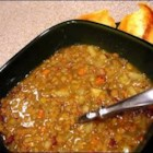 Beer and Maple Lentil Stew - This wonderful cold-weather recipe fills you up. It really hits the spot when you want warm comfort food. The beer gives it a hearty flavor. The maple helps complement the bacon, onions, celery, and carrot base.