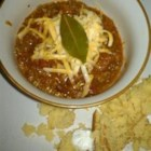 Darn Good Chili - Best chili concoction this side of the Rio Grande!  Not for the faint of heart.