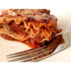 Homemade Lasagna - This is my mom's special homemade lasagna recipe with made from scratch tomato sauce and delicious, cheesy filling.  I have found none better anywhere.  Serve with a leafy green salad and crusty garlic bread, if desired.