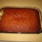 Honey Cake II - Honey cake for Rosh Hashana.