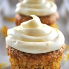 Orange Cream Cheese Frosting - Great on Carrot Walnut Cookies (see recipe).