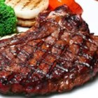 The Best Steak Marinade - This blend of soy sauce, balsamic vinegar, and Worcestershire sauce makes an easy and tasty marinade for steak.