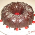 Quick Black Forest Cake - This is an easy, delicious, and moist cake.