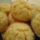 Cornbread Muffins I - These sweet muffins incorporate corn kernels as well as corn meal for a bigger corn taste.
