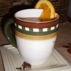 Hot and Tangy Apple Cider - A fruity, tangy hot cider drink with orange and grapefruit juices will warm you up on a cool fall day. It's made and served from the slow cooker.
