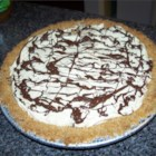 Peanut Butter Pie XIX - An incredibly easy and delicious pie with cream cheese, peanut butter and whipped topping.