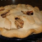 Old Fashioned Apple Pie - For this trusty recipe, pick tart, firm apples that will hold up to the baking. Slice them thinly and add flour, sugar, cinnamon, nutmeg and a dash of salt. Pile the apples into a prepared crust, dot with butter, and top with another round of pastry. Bake until the apples are tender and the crust is golden.