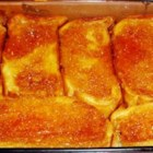 Make Ahead French Toast - We have made this French Toast for Christmas brunch for twenty four years! It originally came from the East Coast. If you like your French toast firmer, then cut back on the milk.