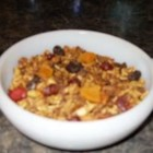 Vegan Granola - This is an awesome, addictive, one hundred percent vegan granola. Excellent for sprinkling on soy yogurt or in a bowl with rice milk.