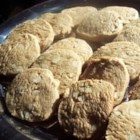 Caramel Cookies - Buttery and nutty refrigerator cookies made with brown sugar for a caramel flavor.