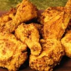 Southern Fried Chicken - A heritage recipe, both simple and reliable:  chicken in a batter of salt, pepper, flour and paprika, quickly fried in hot vegetable oil.