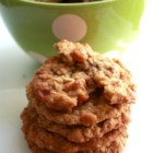 Oatmeal Butterscotch Cookies - Great cookies!