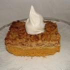 Pumpkin Cake From a Mix