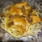 Quick Chicken Marsala - This recipe gives you the basics--chicken, mushroom soup for the sauce, Marsala wine.  But you can enhance it with fresh sauteed mushrooms or onions if you have the inclination.