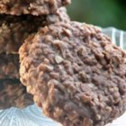 No Bake Cookies III - Easy peanut butter cocoa flavored cookies without turning on the oven.