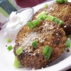 Potato Croquettes - A great use for leftover mashed potato. Great for dinner with a garden salad.