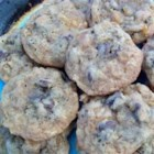 Chocolate Chip Apricot Cookies - Bits of apricot add a delightful tartness to chocolate chip cookies.