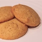 Eggnog Cookies I - What a delectable treat for Eggnog lovers everywhere! These cookies have a wonderful spicy aroma and are great tasting. The fragrance of nutmeg and cinnamon will infuse your home with holiday spirit as you bake these cookies. They make delicious gifts and are a welcome addition to cookie exchanges.