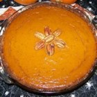 Gingersnap Pumpkin Pie - The flavors of ginger and pumpkin mingle beautifully and the gingersnap cookie crust in this recipe adds a delightful crunch. Serve with whipped cream sprinkled with candied ginger, if desired.