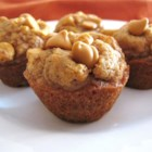 Mini Pumpkin Butterscotch Muffins - Canned pumpkin and butterscotch chips provide an interesting taste combination in this recipe for mini muffins.
