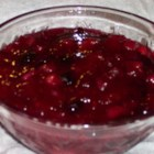 Cranberry Relish I - Classic cranberry relish for your holiday table.
