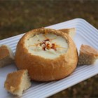 Italian Bread Bowls - These cute little bread bowls are a great way to serve soup in the wintertime. I usually serve a hearty potato soup when I have the time to bake them. They freeze for up to 1 month, if desired.
