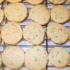 Cream Cheese Cookies IV - This is a quick and easy cream cheese cookie.