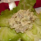 Crunchy Turkey Salad - Fill pita bread or line plates with lettuce and place scoops of this crunchy apple, celery, walnut and turkey salad on top.
