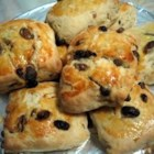 Buttermilk Scones - Light and flaky, this scone is just fine as is, or mix in chopped fruit, spices or a savory addition.